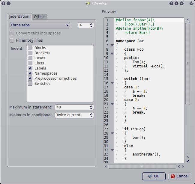Code style — LeechCraft